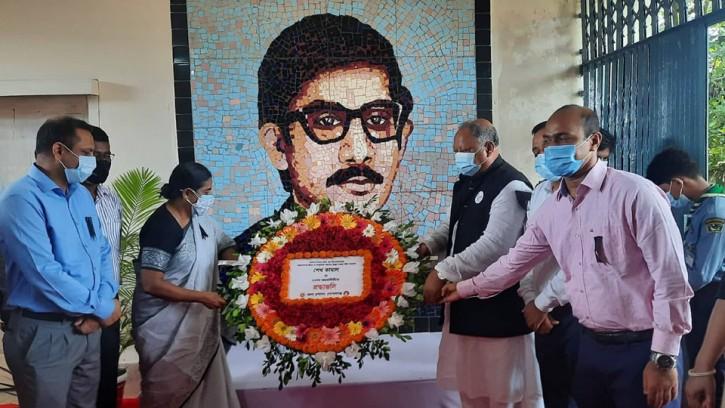গোপালগঞ্জে শহীদ শেখ কামালের ৭২তম জন্মবার্ষিকী পালিত