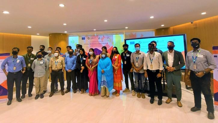 ড্যাফোডিল বিশ্ববিদ্যালয়ের শিক্ষকদের সাথে 'ডিজিটাল সিটিজেনশিপ শিক্ষা' নিয়ে কর্মশালা