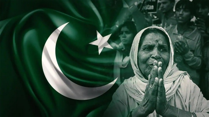 পাকিস্তানে মসজিদ থেকে পানি নেয়ায় হিন্দু পরিবারে হামলা