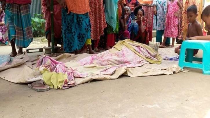 গফরগাঁওয়ে শতবর্ষী বৃদ্ধার ফাঁসিতে ঝুলে আত্মহত্যা